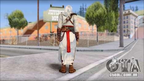 Assassin'v1 para GTA San Andreas segunda tela
