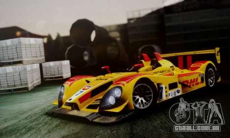 Porsche RS Spyder Evo 2008 para GTA San Andreas