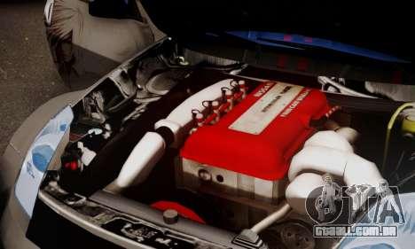 Nissan 350z Angel Beast Itasha Edition para GTA San Andreas vista direita