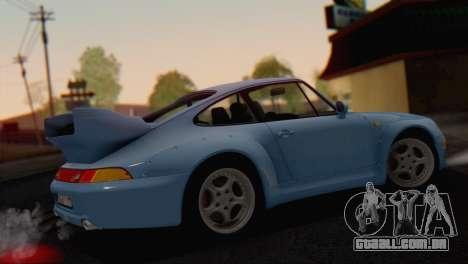 Porsche 911 GT2 (993) 1995 V1.0 SA Plate para as rodas de GTA San Andreas