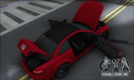 A superioridade Sentinela XS para GTA San Andreas