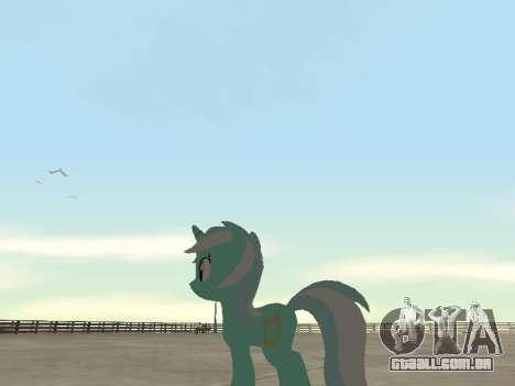 Lyra para GTA San Andreas oitavo tela