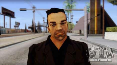 Toni Cipriani v2 para GTA San Andreas terceira tela
