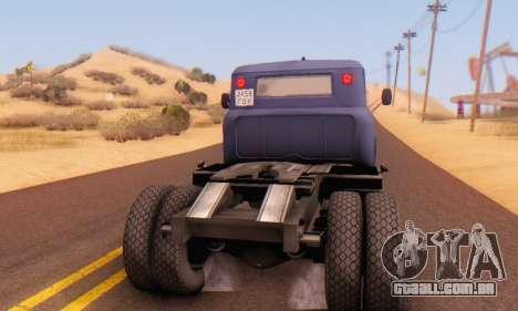 ZIL V para GTA San Andreas vista direita