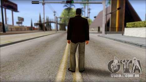 Toni Cipriani v2 para GTA San Andreas segunda tela
