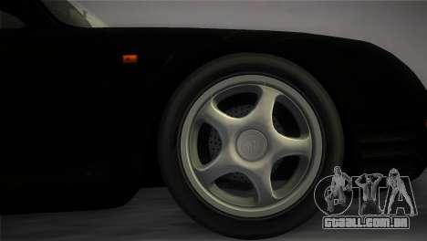 Porsche 959 1986 para GTA Vice City vista direita