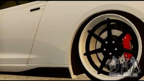 Nissan GT-R V2.0 para GTA San Andreas vista direita