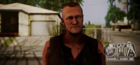 Merle Dixon para GTA San Andreas terceira tela