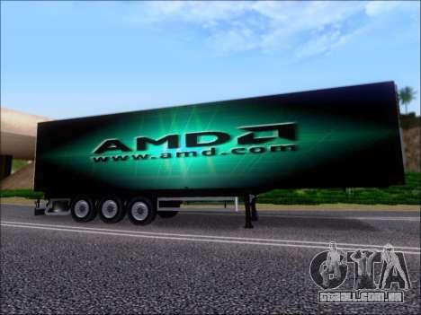Trailer AMD Phenom X4 para o motor de GTA San Andreas