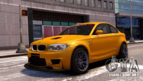 BMW 1M para GTA 4