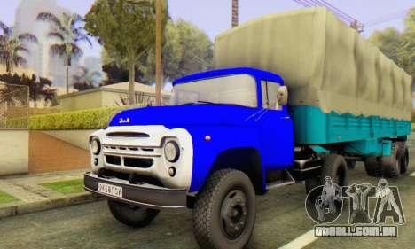 ZIL V para GTA San Andreas