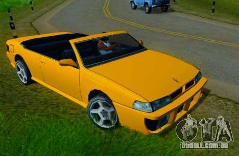 Sultan Сabriolet v2.0 para GTA San Andreas