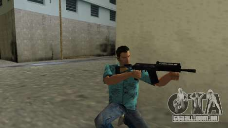 Saiga 12K para GTA Vice City segunda tela