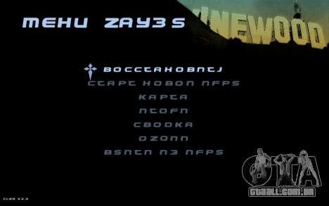 Hud by Videlka para GTA San Andreas terceira tela