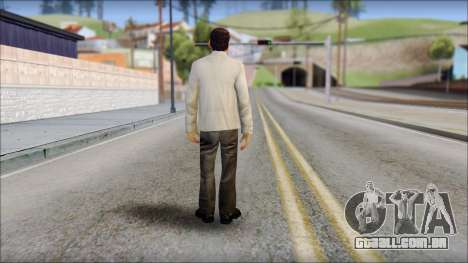 Stanley Parable para GTA San Andreas segunda tela