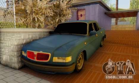 GAZ 3110 Volga LT para GTA San Andreas
