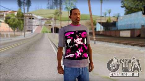 Emo T-Shirt para GTA San Andreas