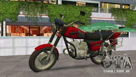 IZH Planeta 5 para GTA Vice City