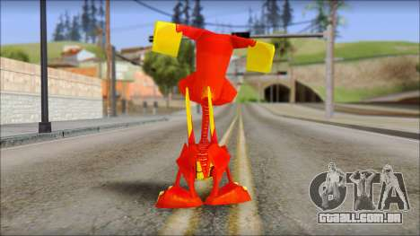 Tweek the Dragon from Fur Fighters Playable para GTA San Andreas terceira tela