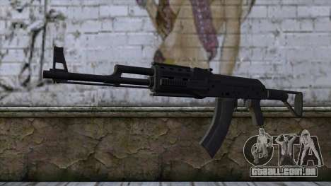 Assault Rifle from GTA 5 v2 para GTA San Andreas