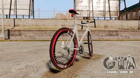 GTA V Endurex Race Bike para GTA 4 traseira esquerda vista