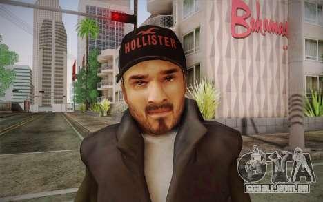 Civil v1 para GTA San Andreas terceira tela