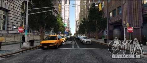 V.I.P ENB para GTA 4 por diante tela