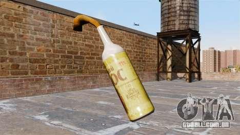 O coquetel Molotov-Cevada spike- para GTA 4 segundo screenshot