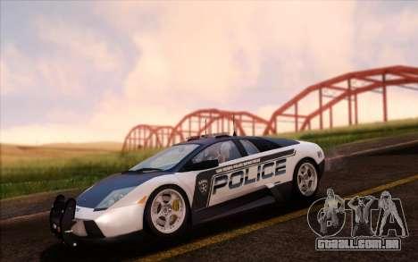 SA Ultimate Graphic Overhaul para GTA San Andreas quinto tela