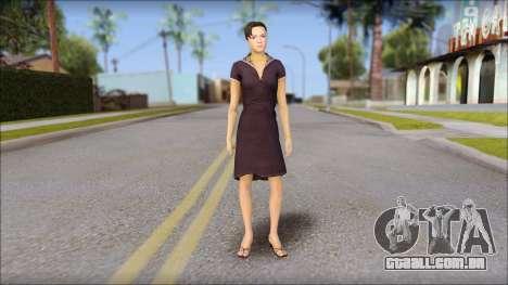 Young Woman para GTA San Andreas