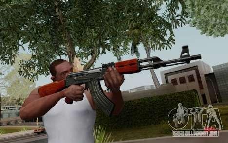 Type 56 para GTA San Andreas segunda tela