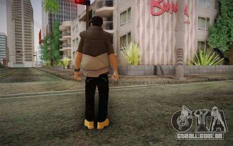 Civil v1 para GTA San Andreas segunda tela