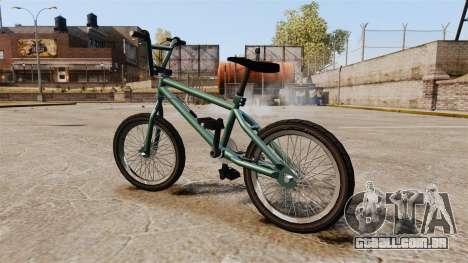 GTA V BMX para GTA 4 esquerda vista