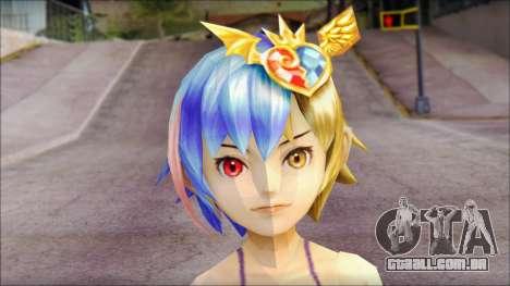 Mira Final Fantasy para GTA San Andreas terceira tela