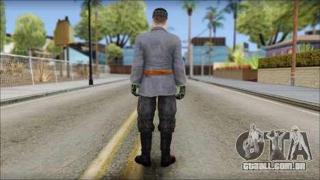 Peasant para GTA San Andreas segunda tela