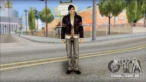 Unhooded Alex from Prototype para GTA San Andreas