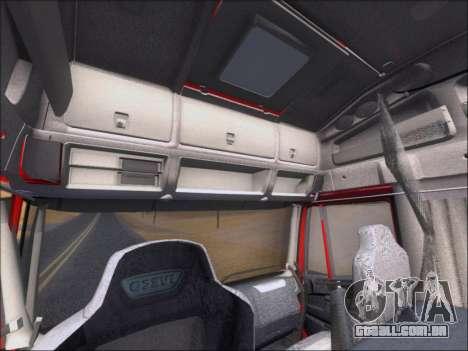 Iveco Stralis HiWay 560 E6 6x4 para as rodas de GTA San Andreas