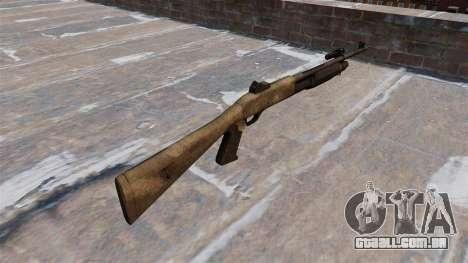 Ружье Benelli M3 Super 90 um tac au para GTA 4 segundo screenshot