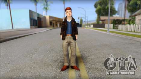 Vance from Bully Scholarship Edition para GTA San Andreas