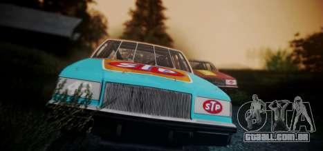Buick Regal Hotring 1983 (IVF) para GTA San Andreas vista direita