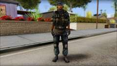 Sami GIGN from Soldier Front 2