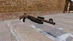 Ружье Benelli M3 Super 90 fibra de carbono