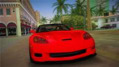 Chevrolet Corvette 2010 para GTA Vice City