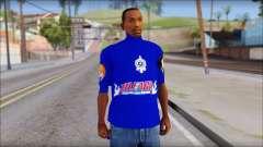 IchiRuki T-Shirt para GTA San Andreas