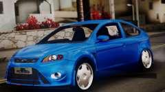 Ford Focus RS 2009 para GTA San Andreas