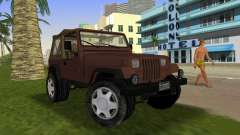 Jeep Wrangler para GTA Vice City
