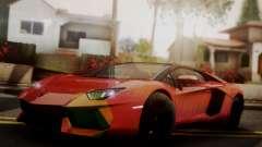 Lamborghini Aventador TT Ultimate Edition para GTA San Andreas
