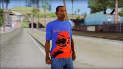 Black Sabbath T-Shirt v3 para GTA San Andreas