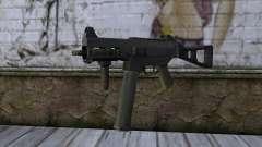 UMP-45 from CS:GO v2 para GTA San Andreas