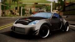 Nissan 350z Angel Beast Itasha Edition para GTA San Andreas